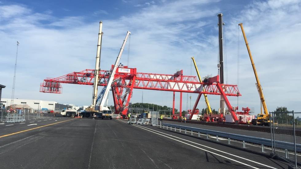 Stockholm Port Nord