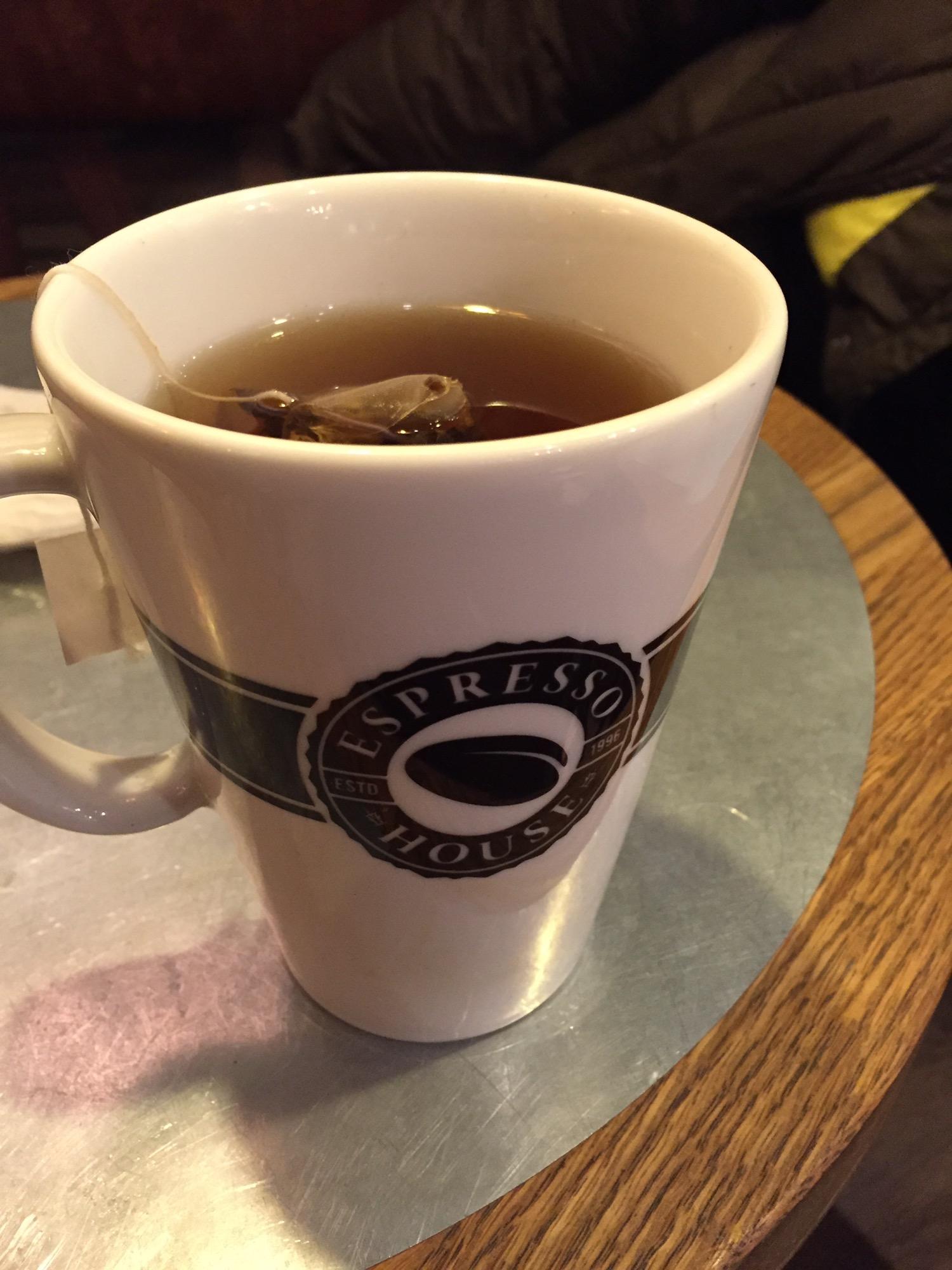 espresso house thé