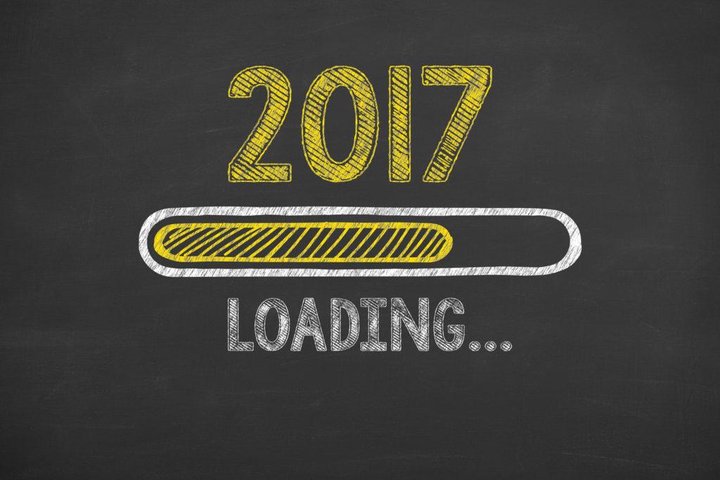 Nyårsplaner - laddar 2017