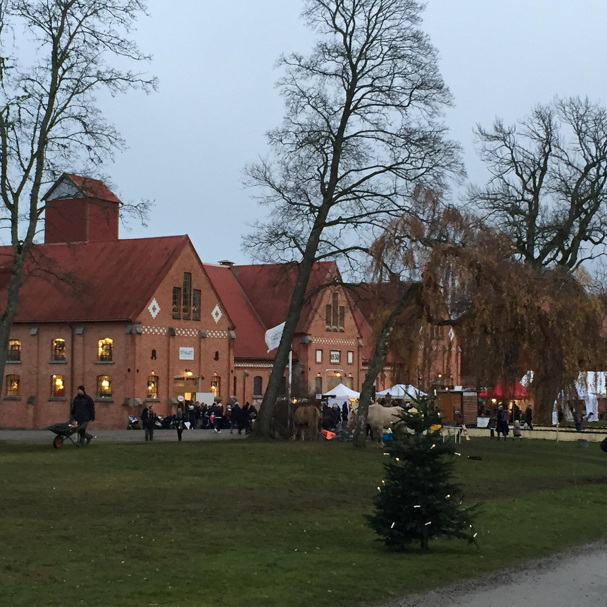 Taxinge Julmarknad