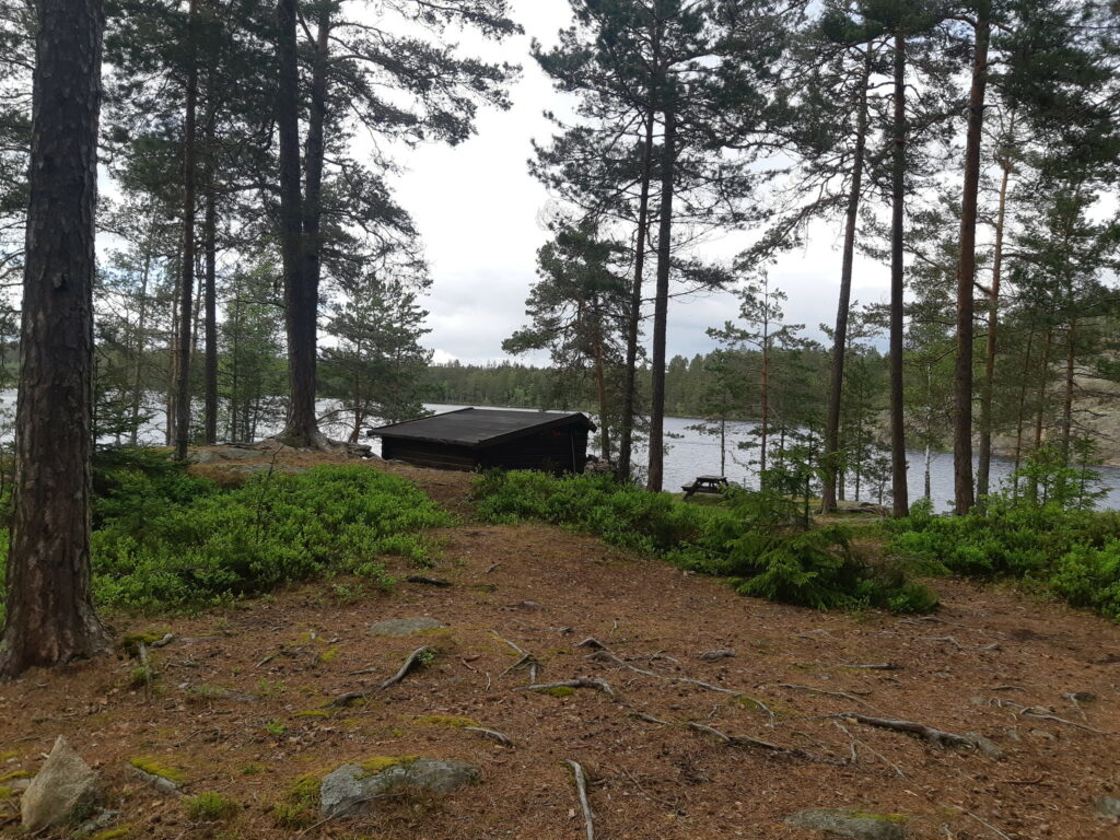 Ännu en dag på Sörmlandsleden - etapp 19