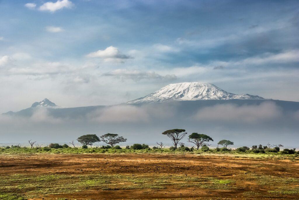 Adrenalinkickar - Kilimanjaro